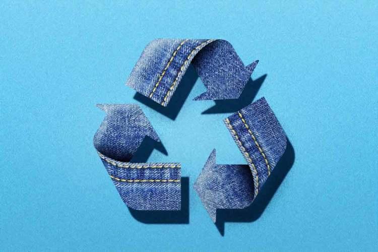 sustainability recycle clothing