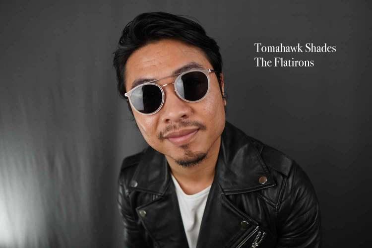 tomahawk shades the flatirons sunglasses