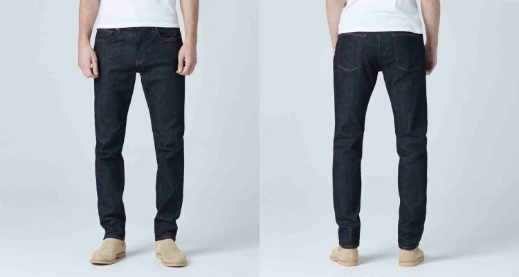 dstld slim jeans