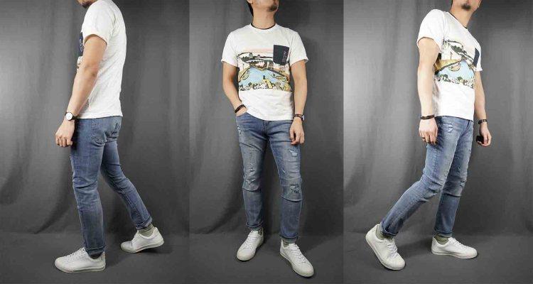 express hyper stretch slim jeans 2