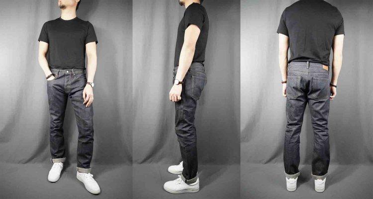 gap selvedge slim jeans