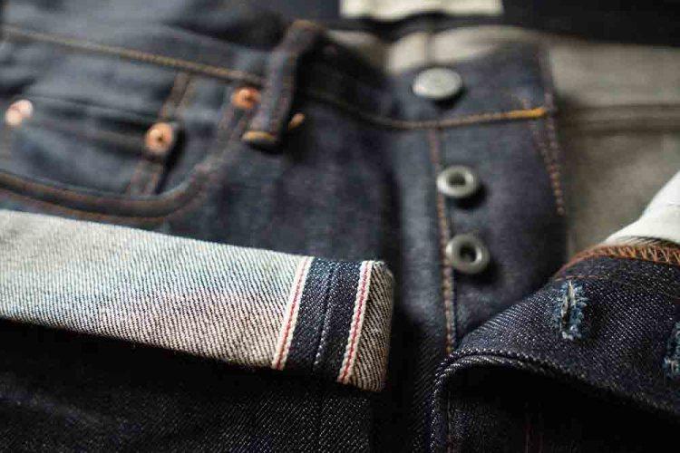 gap slim selvedge jean