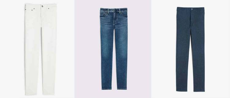 express jean styles colors