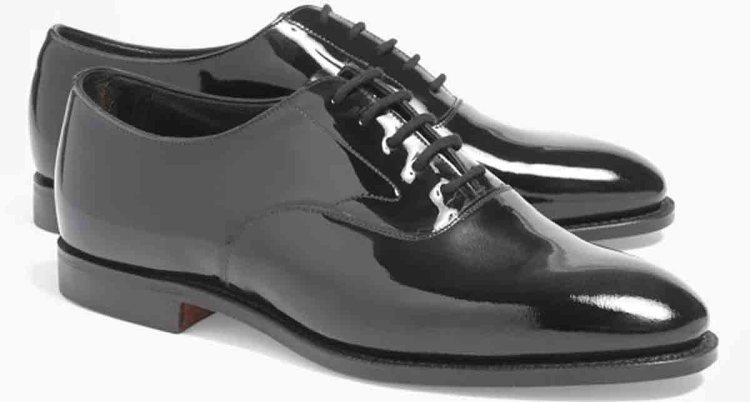 tuxedo shoes 2