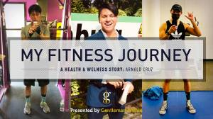 My Fitness Journey: The Health & Wellness Story of Arnold Cruz | GENTLEMAN WITHIN