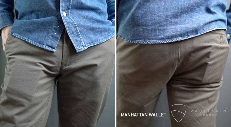 vaultskin manhattan wallet in pockets