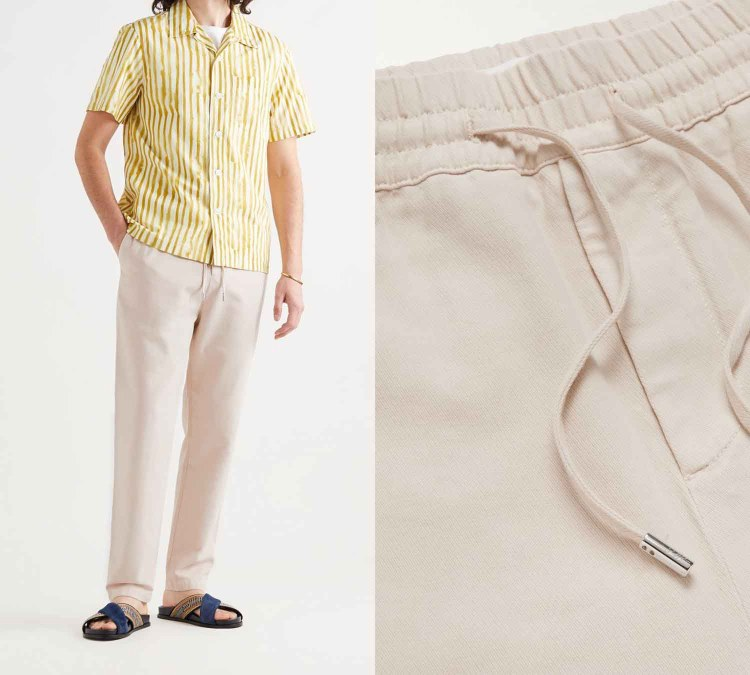 drawstring trousers 1