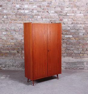 commode et armoire vintage