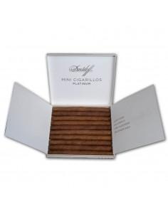 davidoff mini cigarillos platinum 20