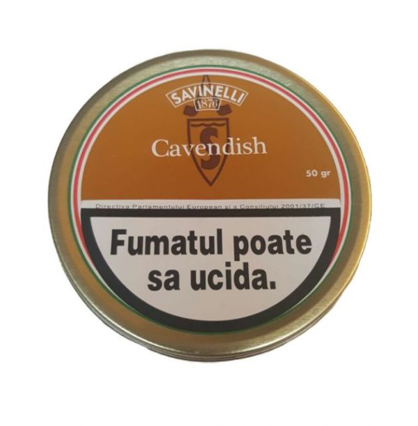 tutun de pipa savinelli cavendish brown