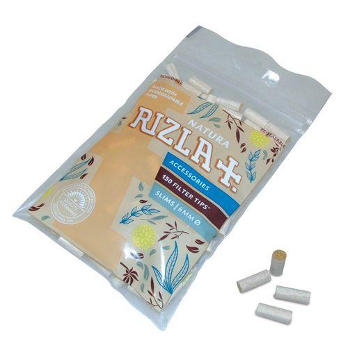 filtri rizla natura biodegradabili