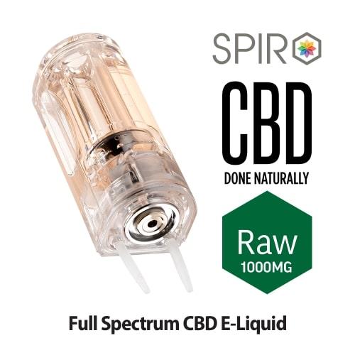 cbd SPIRO raw