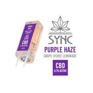 cbd SYNC purple haze