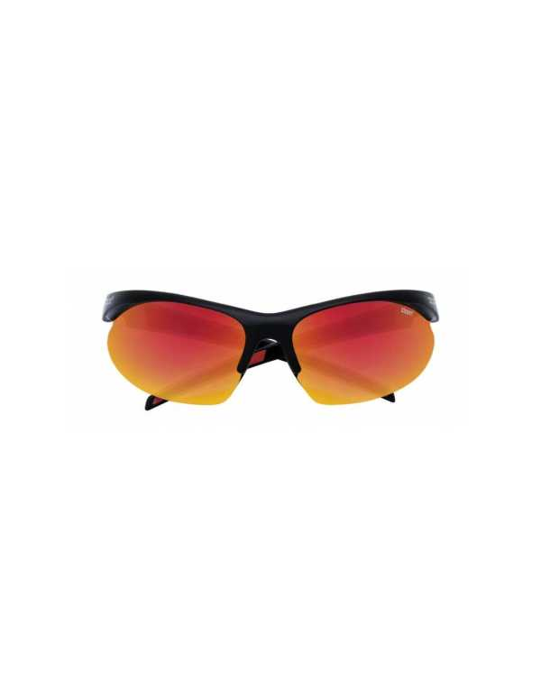 zippo orange semi rimless wrap sports sunglasses 1 min