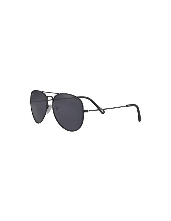 zippo smoke polarized black pilot sunglasses min