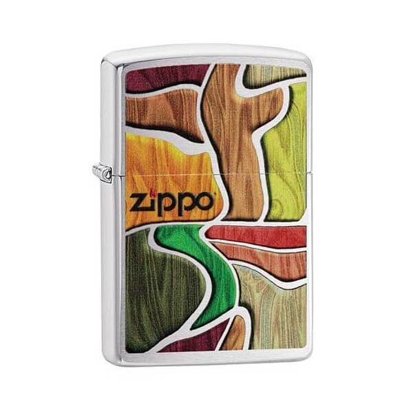 151726 bricheta zippo colorful wood 1