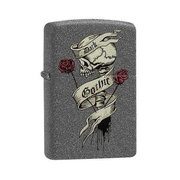 151700 bricheta zippo dark gothic 1
