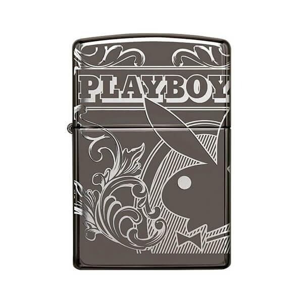 151801 bricheta zippo playboy 1