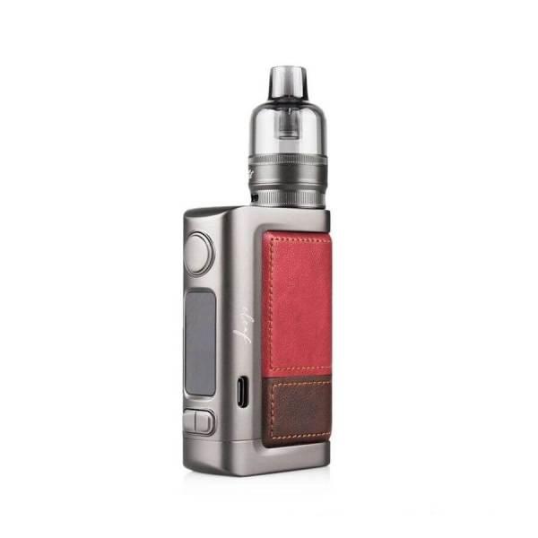 kit istick power2 80w eleaf red 1