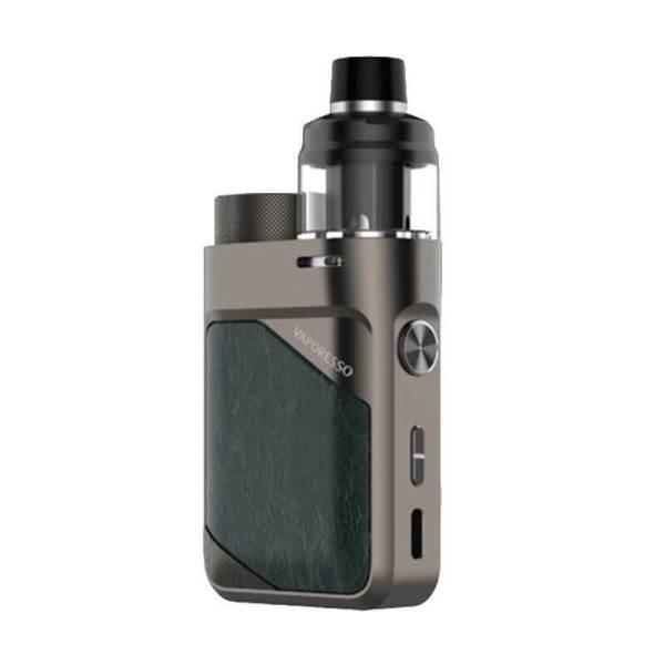 kit swag px80 vaporesso gunmetal grey 1