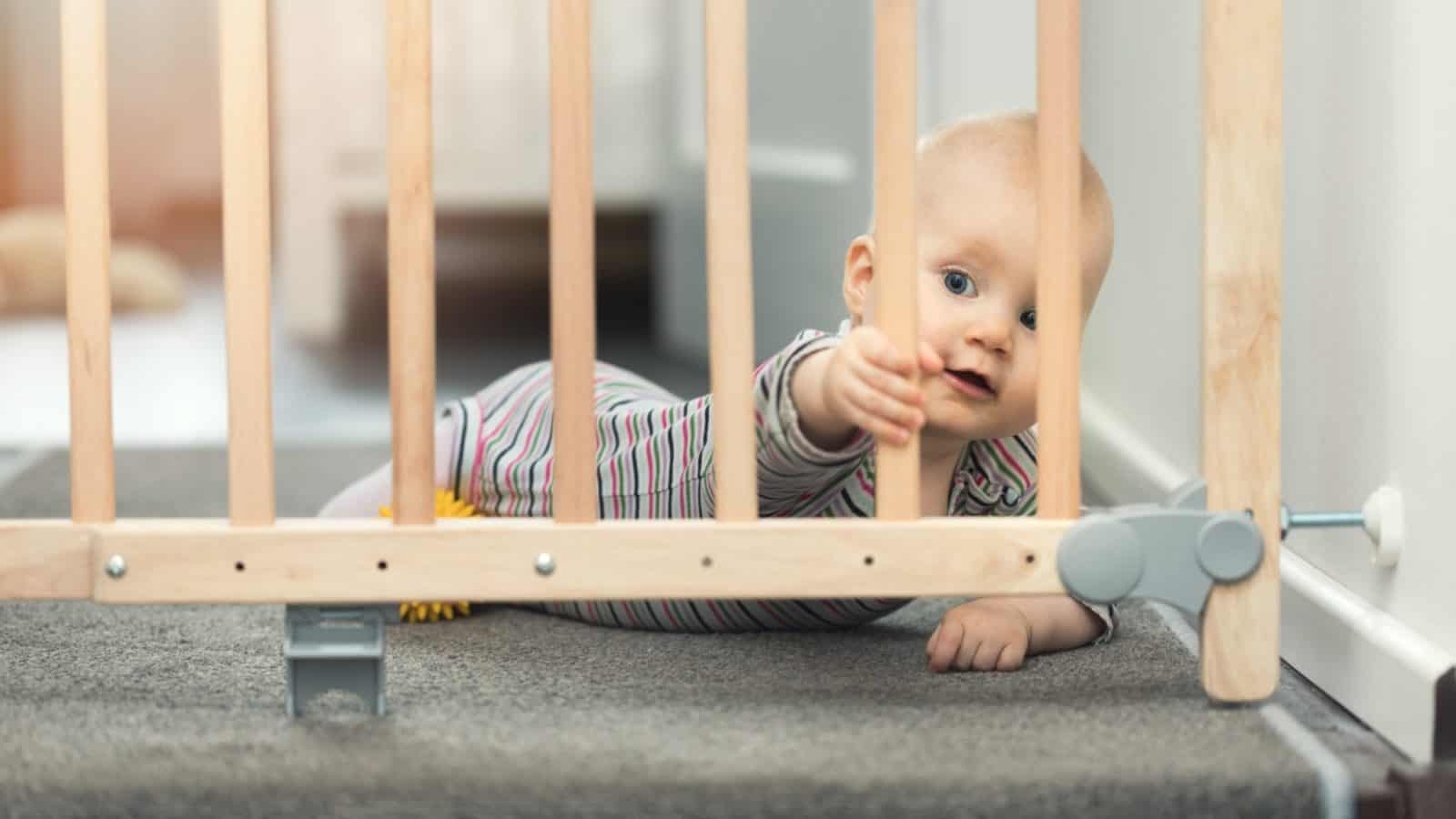 the practical guide to baby proofing