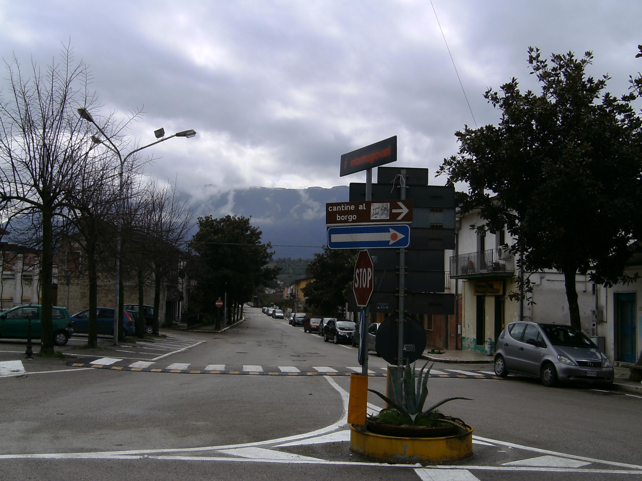 Castelvenere BN Photos