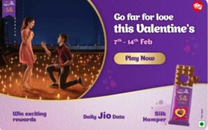 My Jio Valentines Week Quiz Answers 14 February 2021