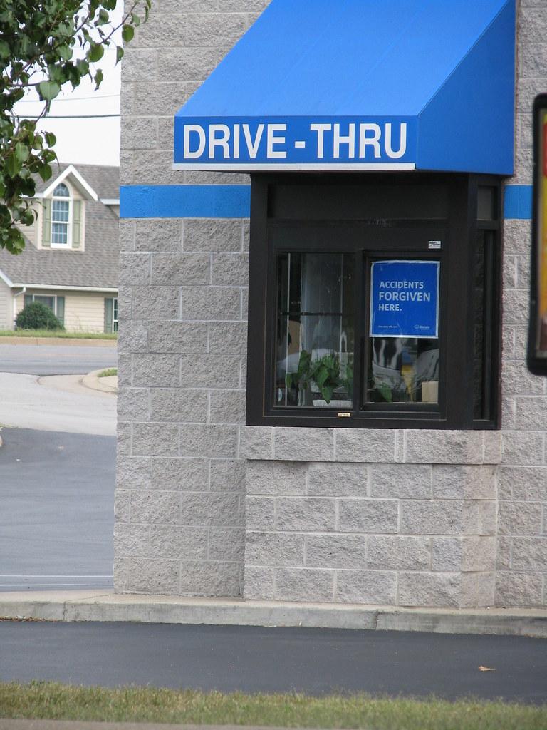 drive thru, frontline