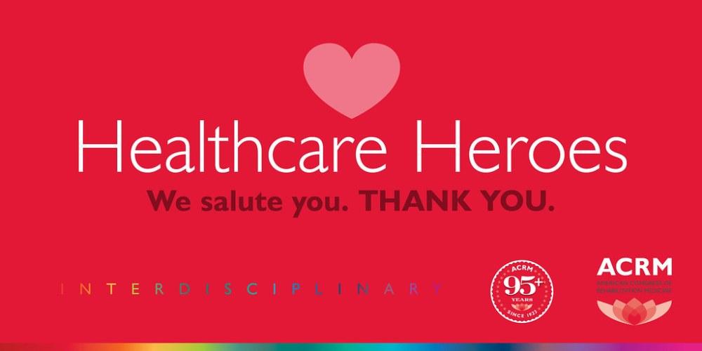 healthcare worker hero