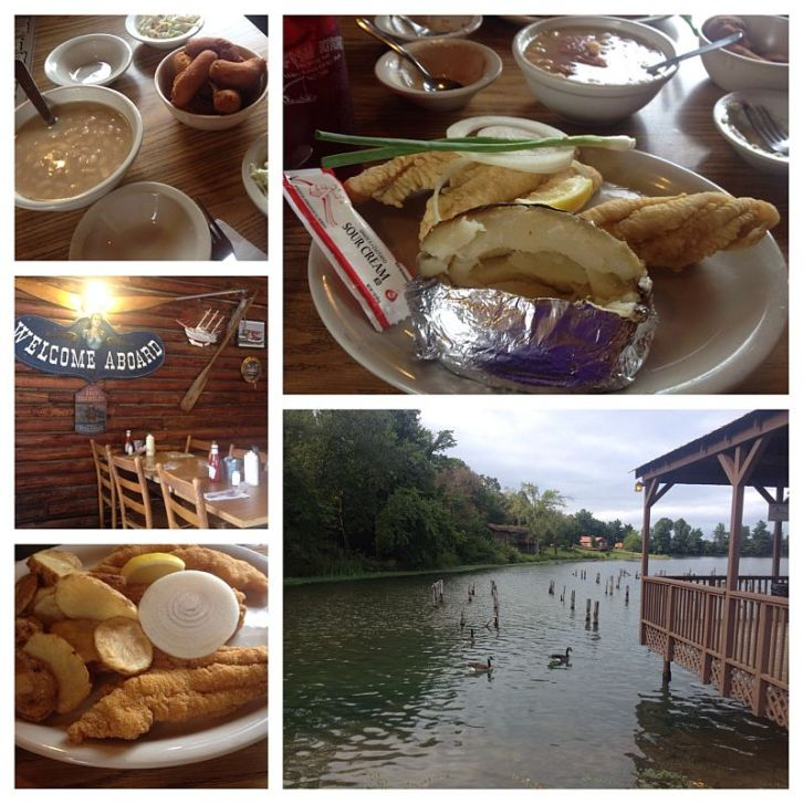 Catfish Kitchen Legendary Kentucky Lake Restaurant Genuine