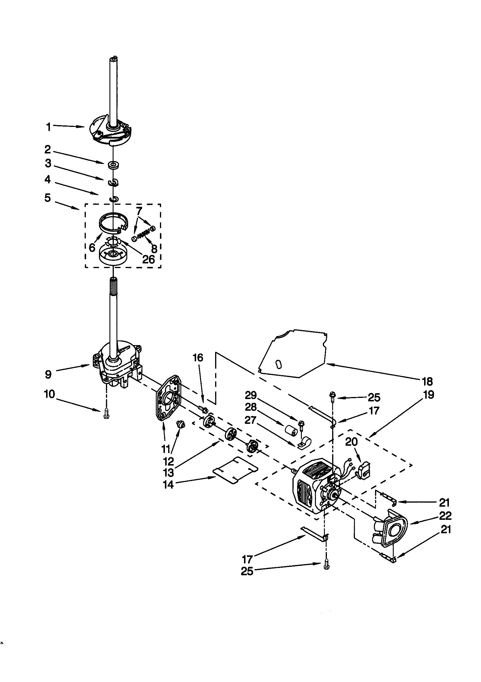 Kenmore 110 Start Capacitor