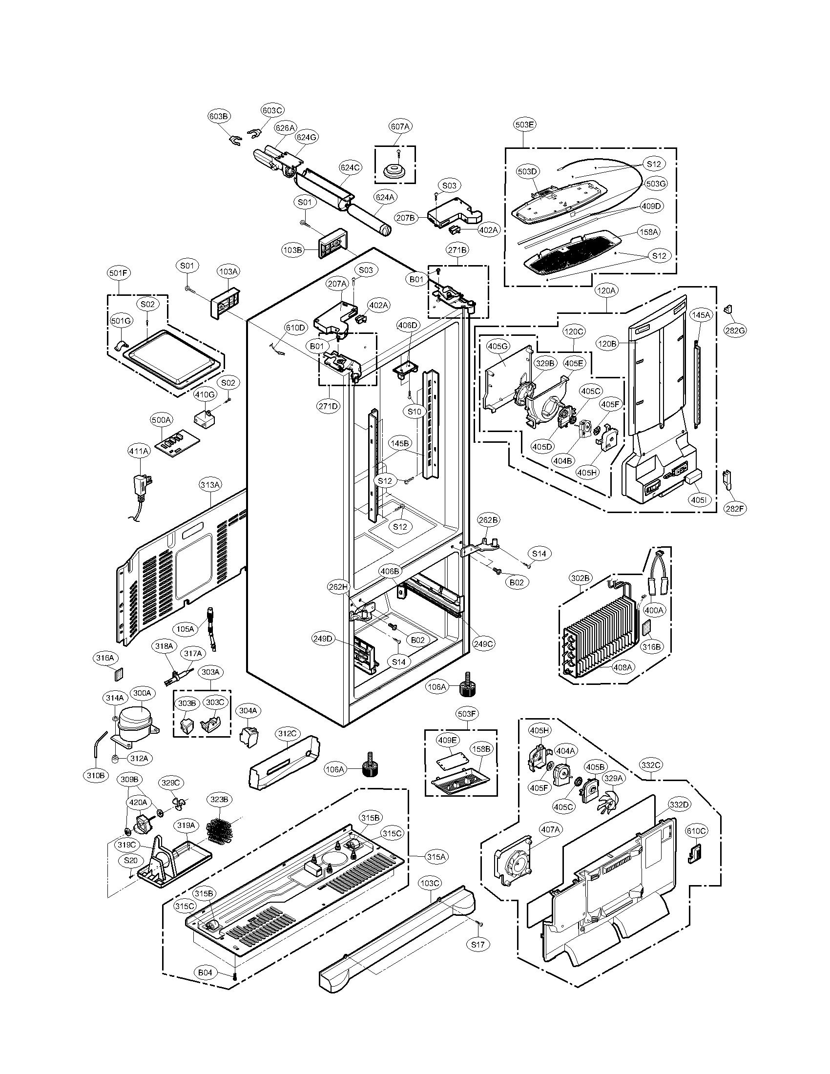 Kenmore 795 901 Temperature Sensor