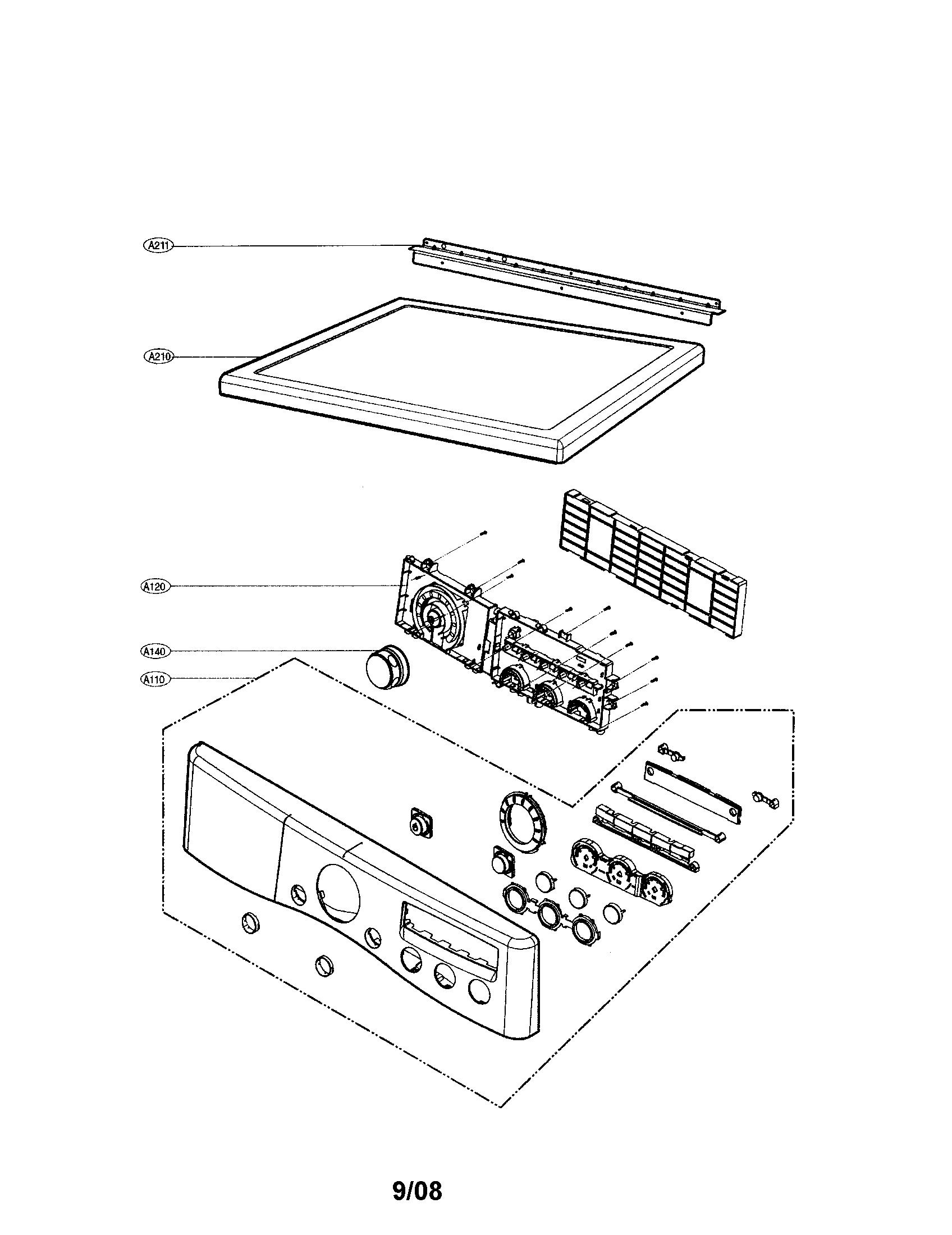 Poly V Belt For Lg Dle W Dryer