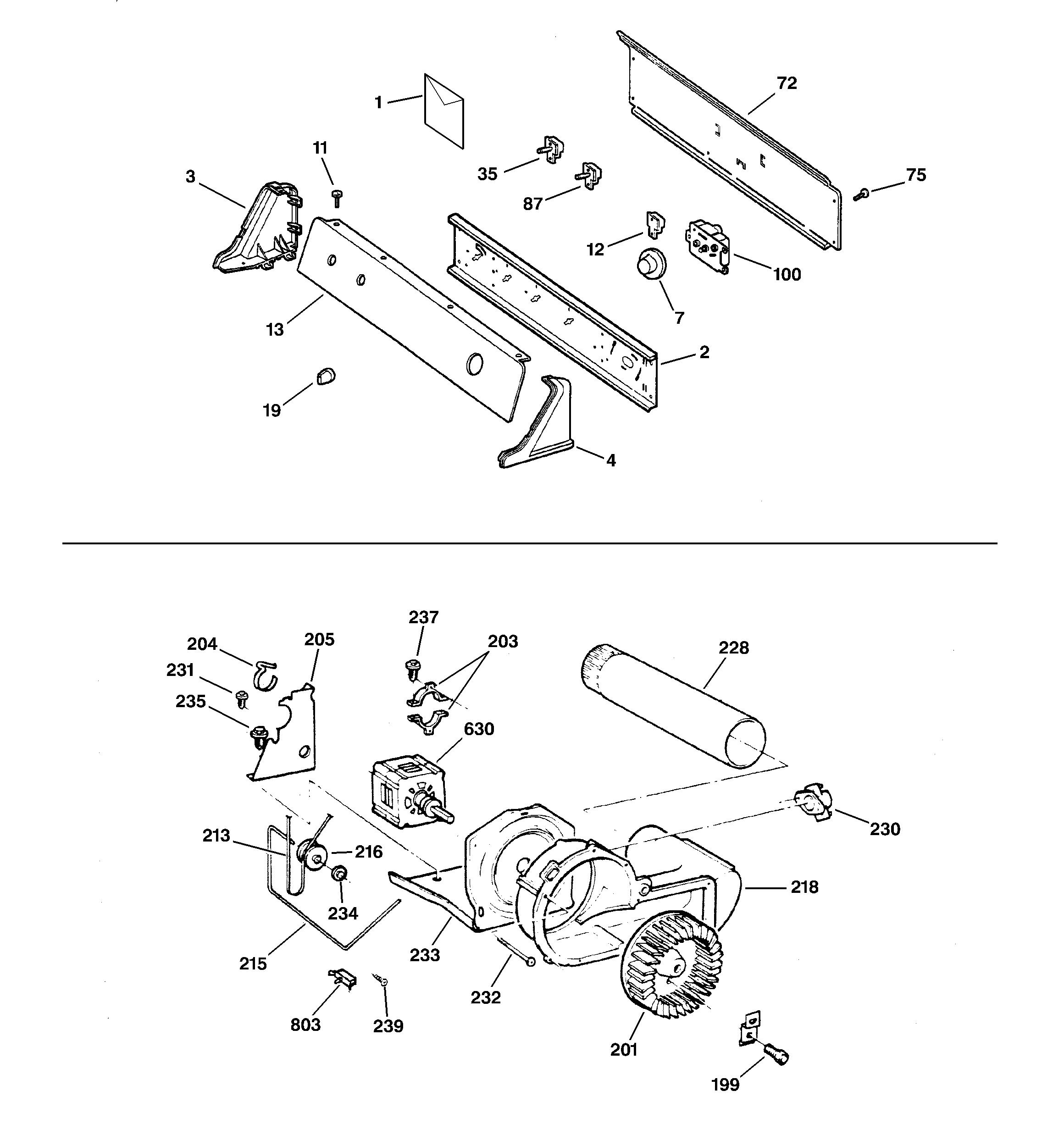 ge dryer belt replacement
