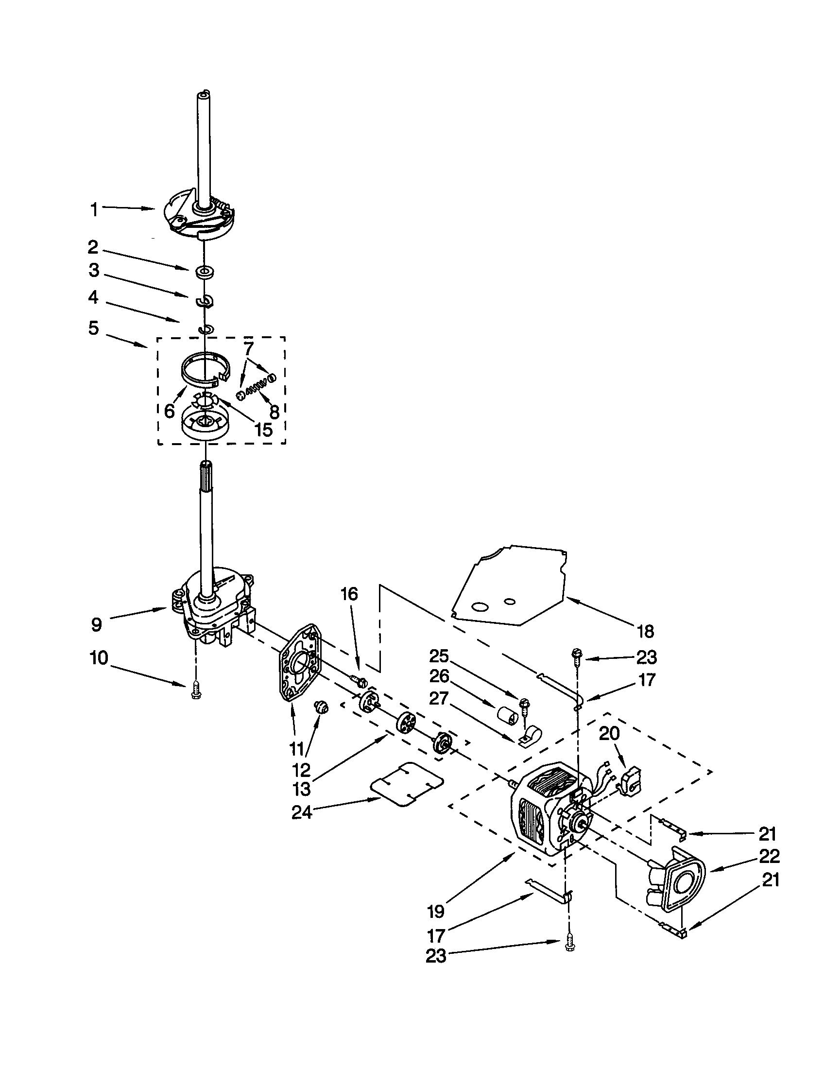 Whirlpool Lxr Jq0 Start Capacitor