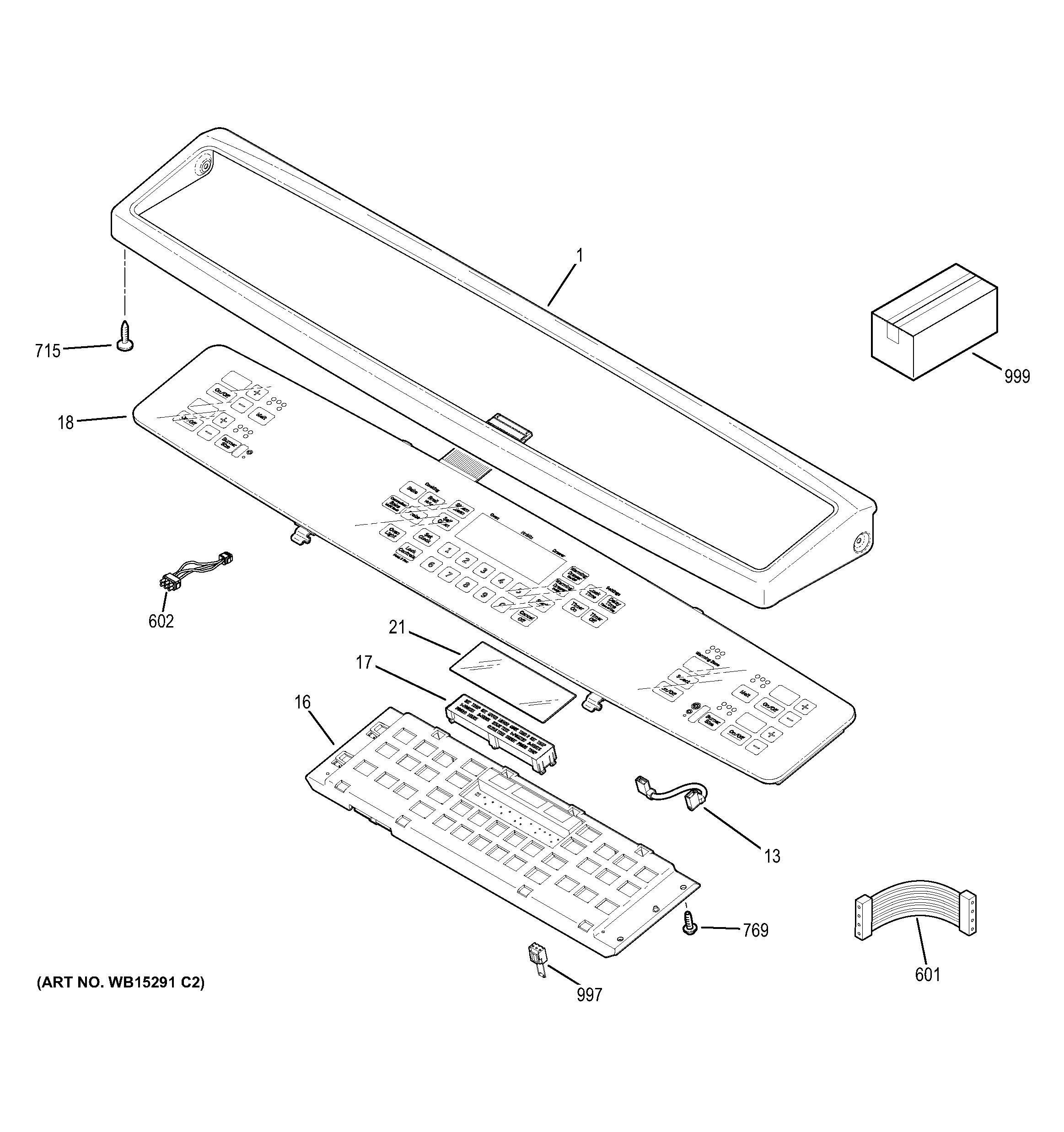 Ge Ps950sf1ss Wire Harness Ui Com