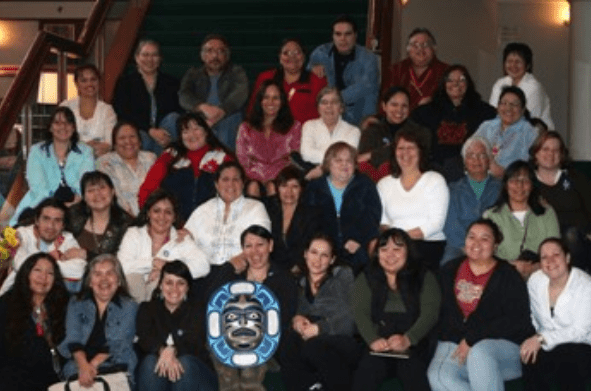 Sisters in Spirit gathering in 2011 (One year after funding was cut)
