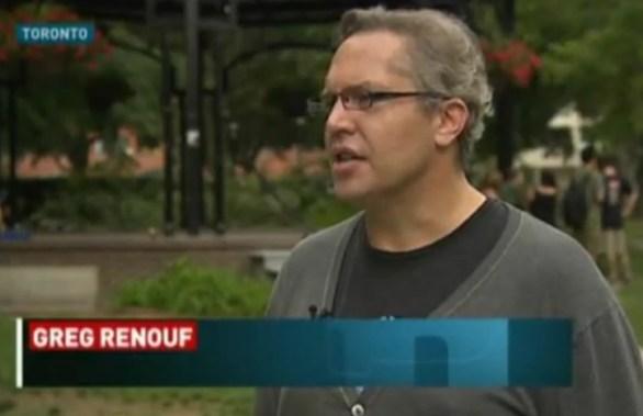 Greg Renouf, your humble narrator...