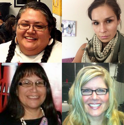 Idle No More's four founders