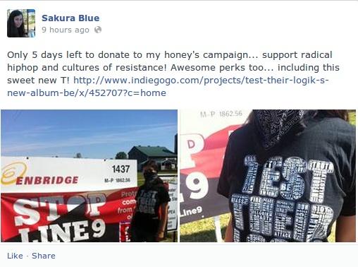sakura-saunders-profiting-off-line-9-enbridge-hijacking