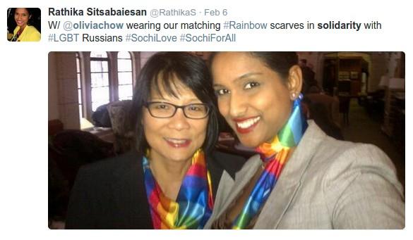 olivia-chow-solidarity-lgbt-russians