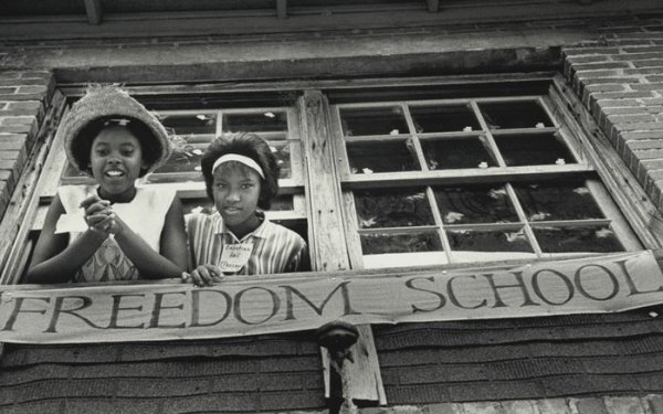Mississippi Freedom School in 1964