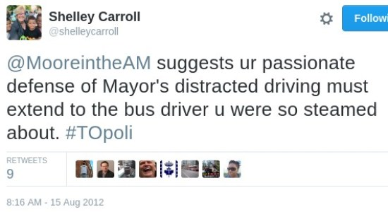shelley-carroll-distracted-driving-rob-ford