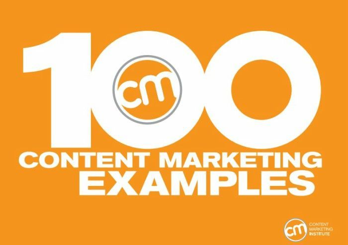 the content examples