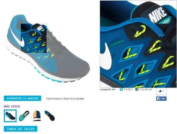 Página de Producto eCommerce: Imagen de alta calidad, múltiples ángulos y opción de zoom - Pagina De Producto eCommerce