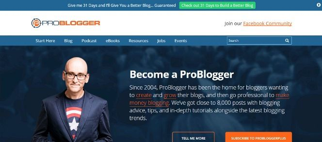 Inbound Marketing - Problogger