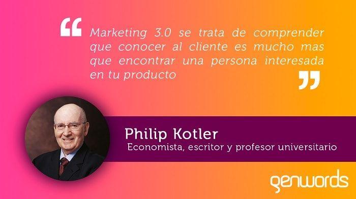 Philip Kotler y Marketing