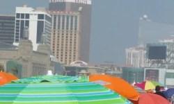 Atlantic City from Beach