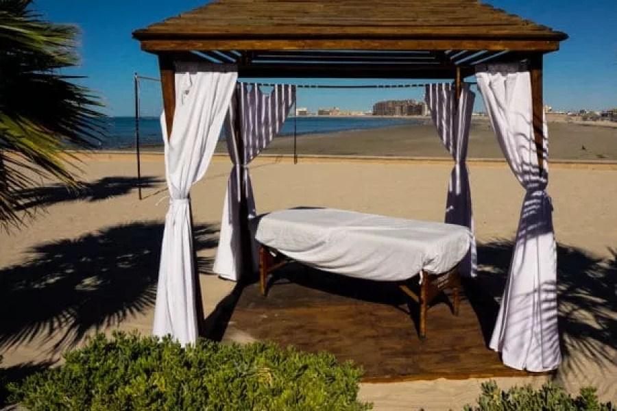 Beach Massage Puerto Penasco