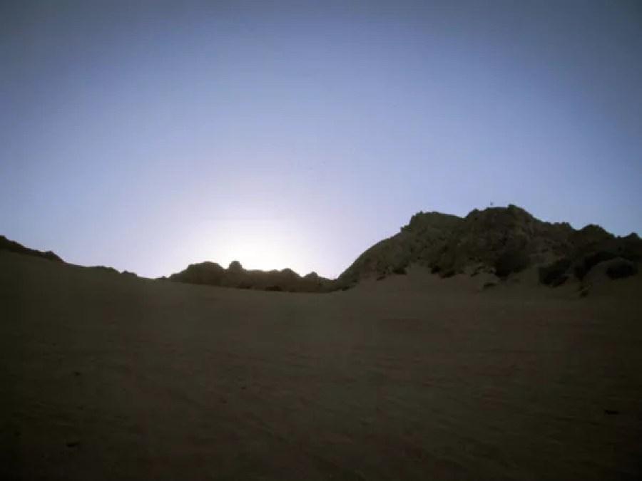 Puerto Penasco Sand Dunes